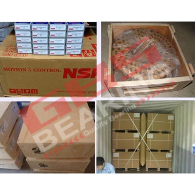 Original NSK 23122CE4 bearing